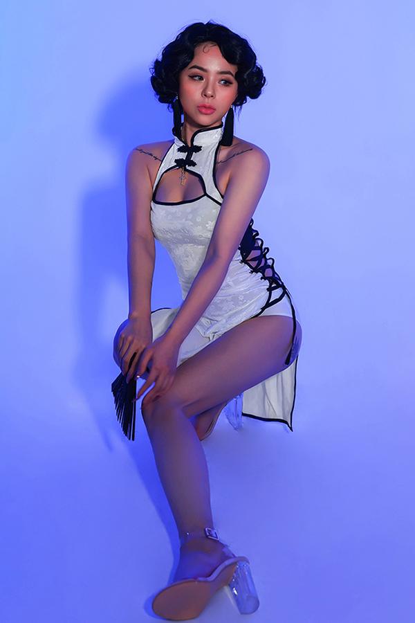 ダンス衣装 セクシー ダンス 衣装 ダンスウェア ダンスウエア 舞台衣装【dance-81140】