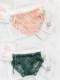 【ネコポス送料220円】総レースリボンショーツ4カラー《かわいいコスプレランジェリー》【SEVENTY-THREE】【2655】