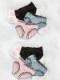 【ネコポス送料220円】コットンショーツ3カラー《かわいいコスプレランジェリー》【SEVENTY-THREE】【2659】