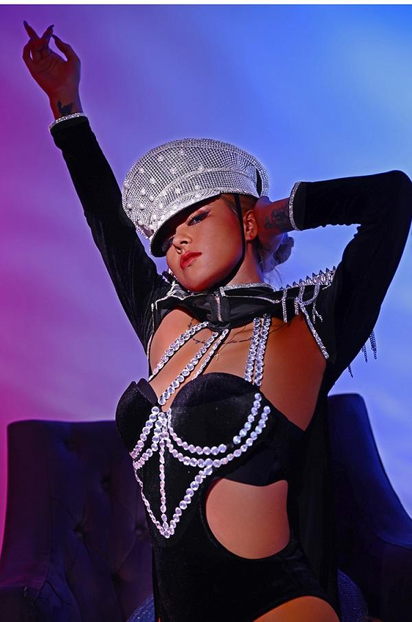 ダンス衣装 セクシー ダンス 衣装 ダンスウェア ダンスウエア 舞台衣装【dance-8302】