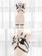ハーネスコスランジェリー《かわいいコスプレ3点セット》【SEVENTY-THREE】【k0630】