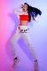 ダンス衣装 セクシー ダンス 衣装 ダンスウェア ダンスウエア 舞台衣装【dance-8456】