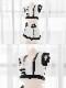 オフショルフリル水着《かわいいコスプレ2点セット》【SEVENTY-THREE】【5949】
