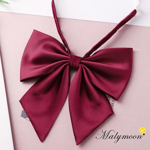 【ネコポス送料無料】JK制服リボン《可愛いコスプレ小物1点セット》【Malymoon/マリームーン】【8165-ribbon】