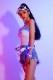 ダンス衣装 セクシー ダンス 衣装 ダンスウェア ダンスウエア 舞台衣装【dance-8459】