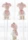 【即日発送】ピンクチャイナガール《かわいいコスプレ4点セット》【SEVENTY-THREE】【2536】