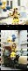 【即日発送】ペプラムTaxiガール《ハロウィンコスプレ10点セット》【Malymoon/マリームーン】【s8850】