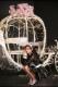 【即日発送】ゴスロリシスターマリア《ハロウィンコスプレ6点セット》【Malymoon/マリームーン】【7460】