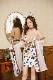 牛花魁ランジェリー《かわいいコスプレ9点セット》【HUOHUAJIA】【17800】
