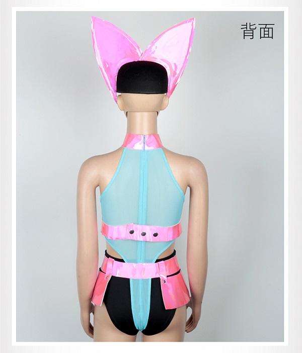 ダンス衣装 セクシー ダンス 衣装 ダンスウェア ダンスウエア 舞台衣装【dance-8533】