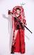セクシー ダンスウェア 侍 和風 和テイスト 日本 コスチューム ダンス衣装 イベント ダンス 衣装【dance-08359】
