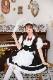 完全受注オーダー高級メイド服《かわいいコスプレ3点セット》【Malymoon/マリームーン】【m8154】