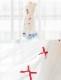シフォンエプロン《かわいいコスプレ1点》【SEVENTY-THREE】【k0617】