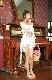 【ホワイトは即納】花柄シースルービキニ/スカートタイプ《レディース水着3点セット》【3625】