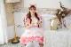 完全受注オーダー高級メイド服《かわいいコスプレ3点セット》【Malymoon/マリームーン】【m8157】
