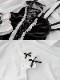 ブラックバニーコスランジェリー《かわいいコスプレ5点セット》【SEVENTY-THREE】【2768】