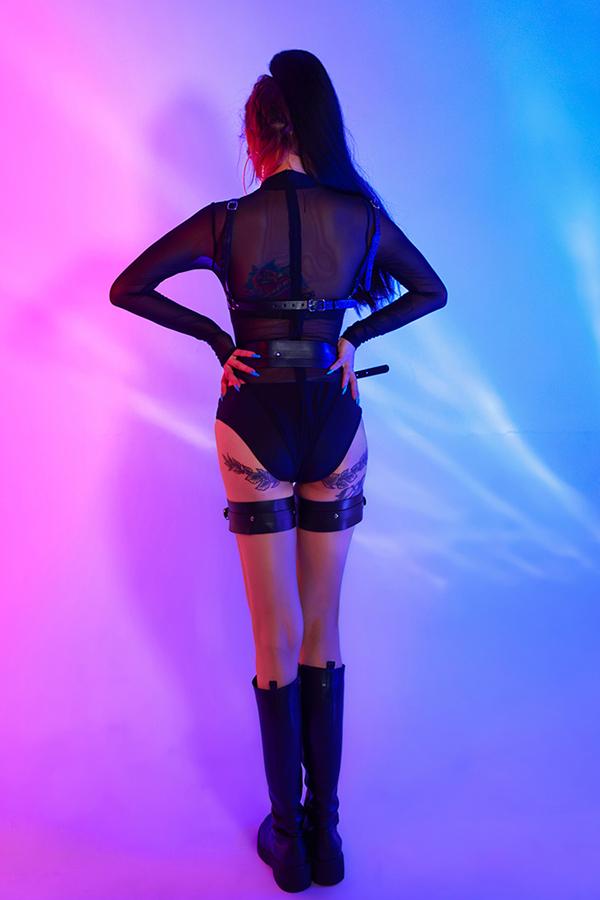 ダンス衣装 セクシー ダンス 衣装 ダンスウェア ダンスウエア 舞台衣装【dance-8509】