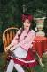 完全受注オーダー高級メイド服《かわいいコスプレ4点セット》【Malymoon/マリームーン】【m8164】