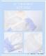 【ネコポス送料無料】【即日発送】不織布マスクカバー3カラー【Malymoon/マリームーン】【mask-dress】