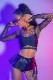 ダンス衣装 セクシー ダンス 衣装 ダンスウェア ダンスウエア 舞台衣装【dance-8127】