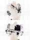 フリルパンダセーラー服《かわいいコスプレ2点セット》【SEVENTY-THREE】【2679】