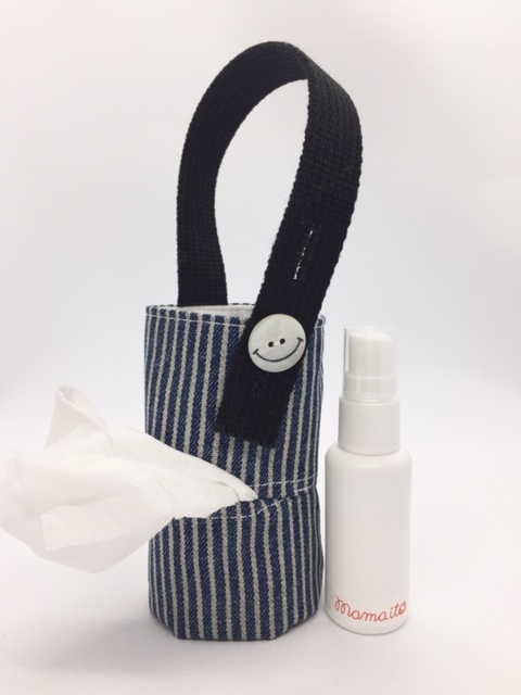 Spray Bag(スプレーバッグ)ブルー 2個セット