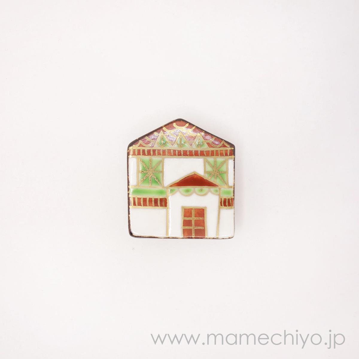 五福 帯留 クリスマス【店頭在庫】
