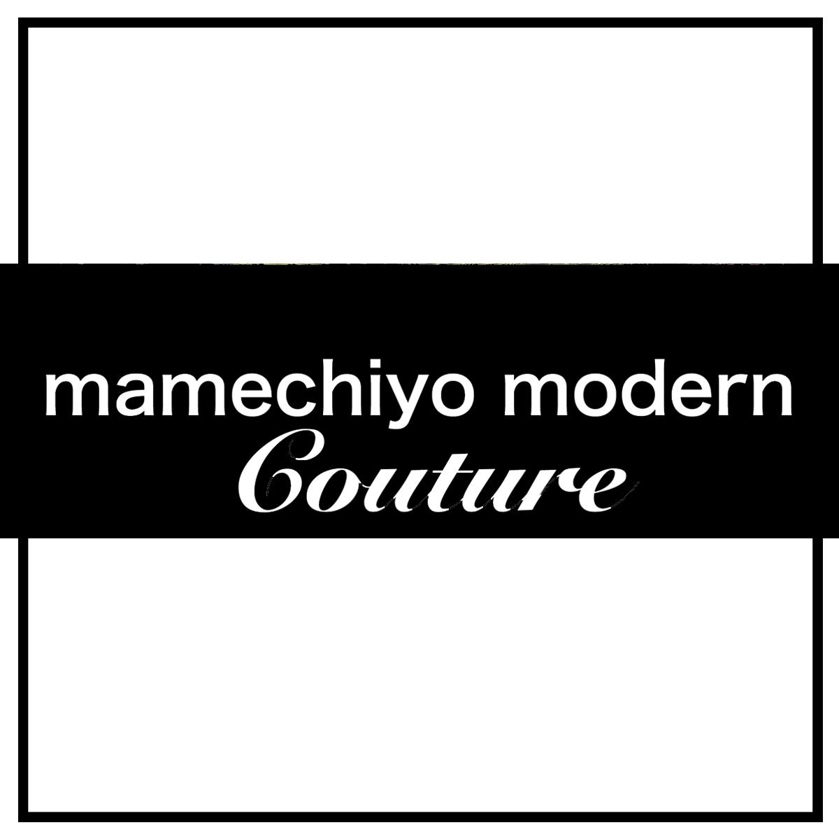 【6/10発売】名古屋帯「rain drop」(mamechiyo modern Couture)