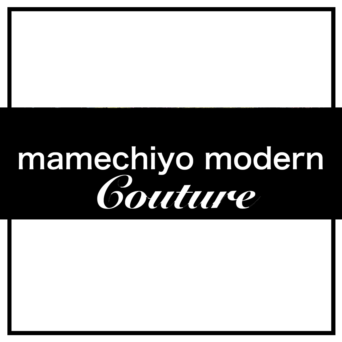 【6/24発売】名古屋帯「ミモザ」(mamechiyo modern Couture)
