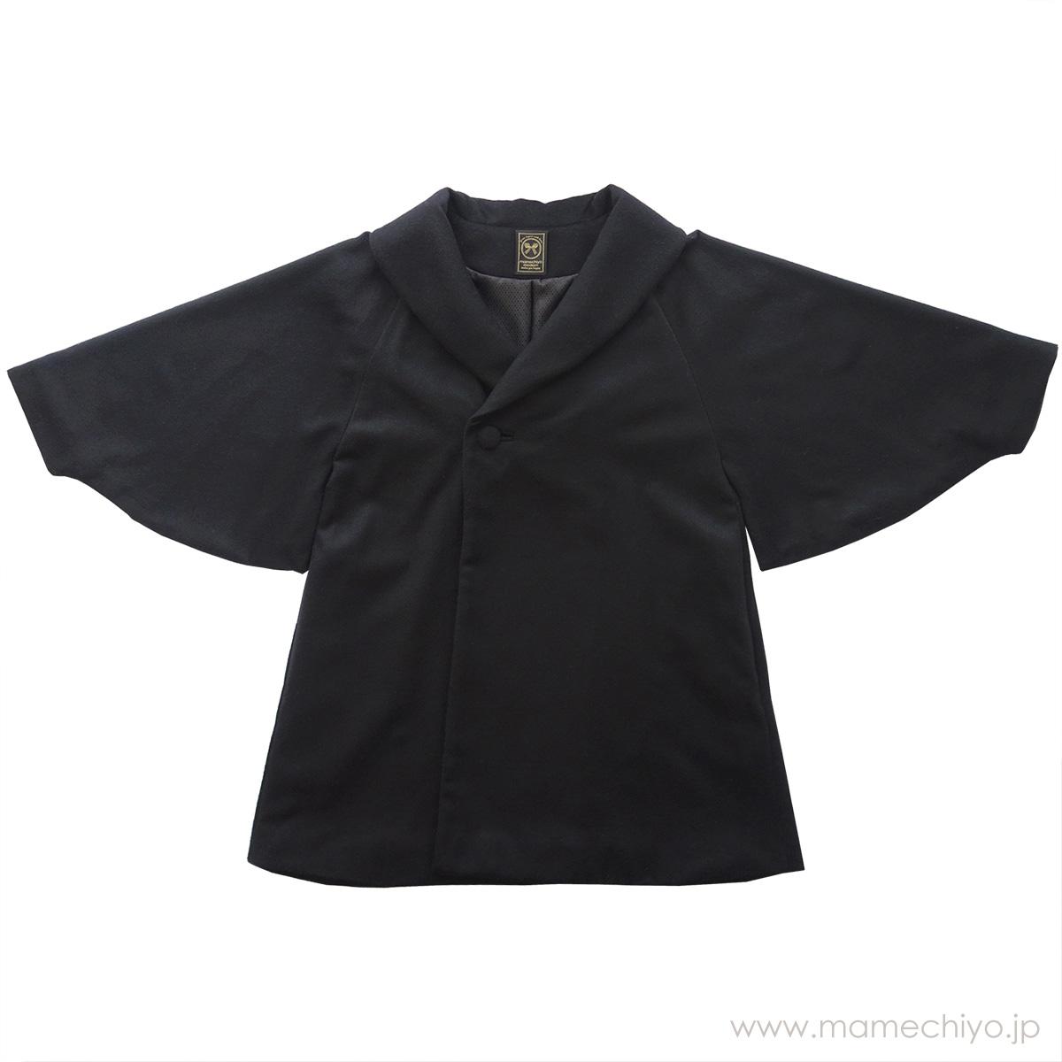 ロングコート 黒【店頭在庫】