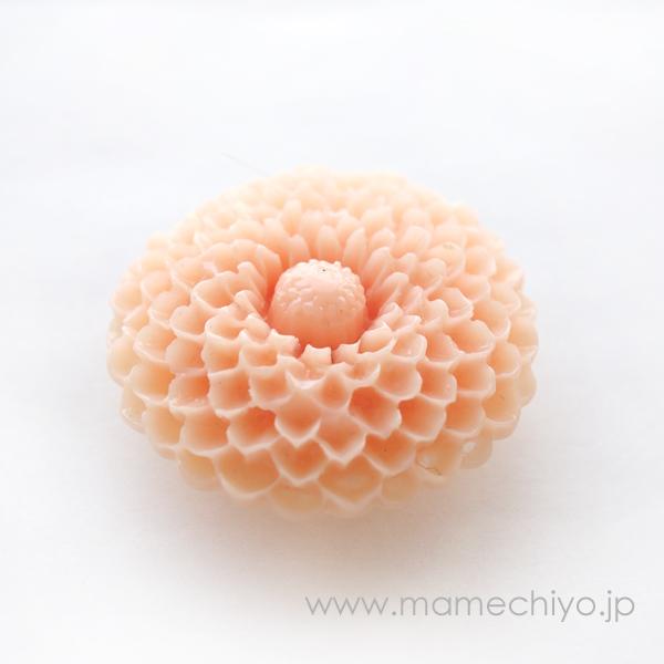 プチ帯留 菊
