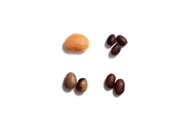甘納豆四種