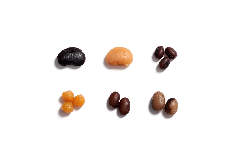 甘納豆六種