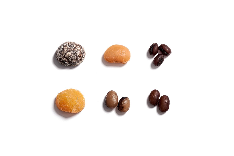 栗甘納豆六種