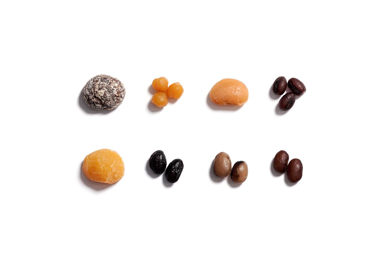 栗甘納豆八種