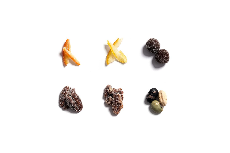 糖果子六種