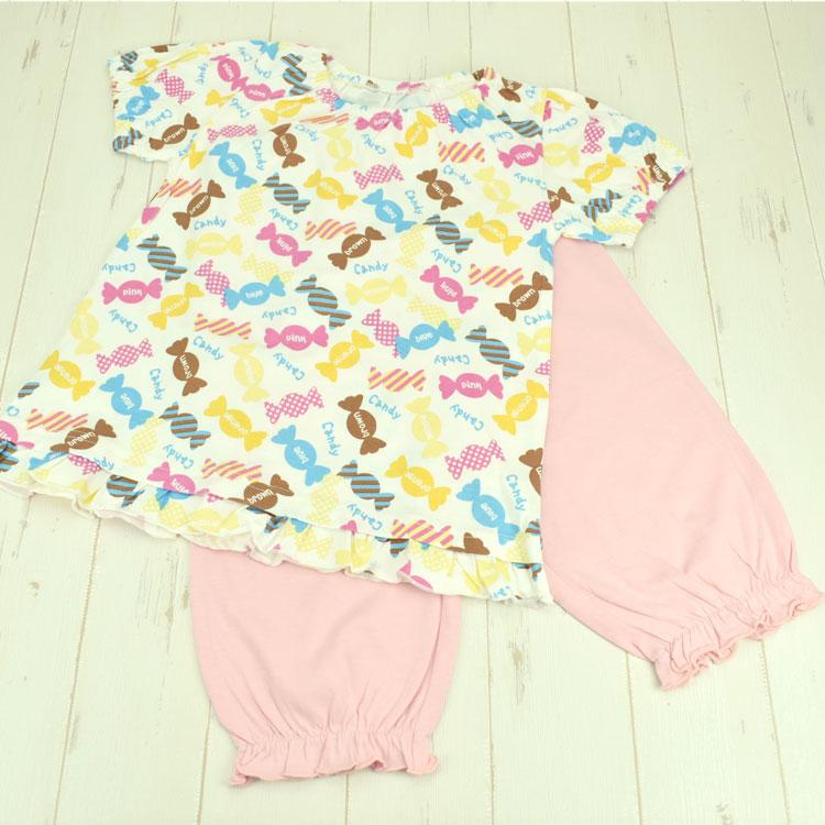 知育柄パジャマ