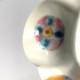 マンダリンオリジナル吉祥絵皿〜吉祥づくしの桃型小鉢A