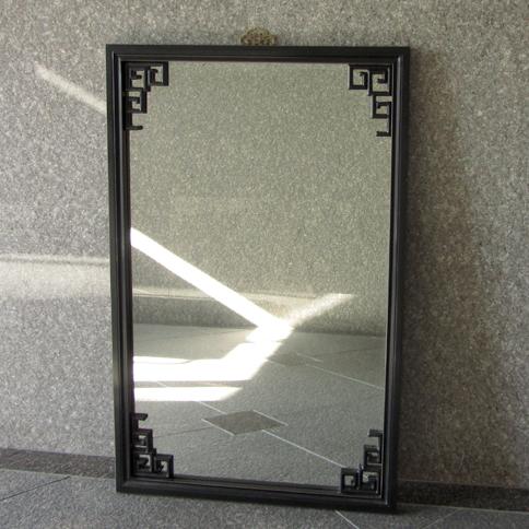 透かし彫刻付オリジナルミラー(L)