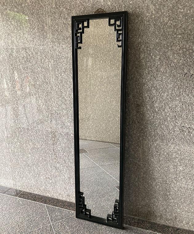 オリジナルミラー ・ 透かし彫刻付 (T)