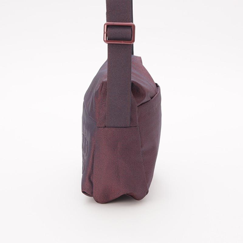 MD20 LUX ショルダーバッグ ワイン 【QNTV8】
