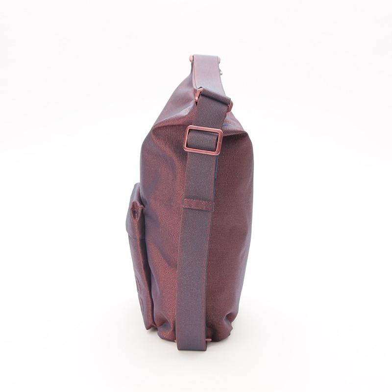 MD20 ショルダーバッグ ワイン 【QMT09】