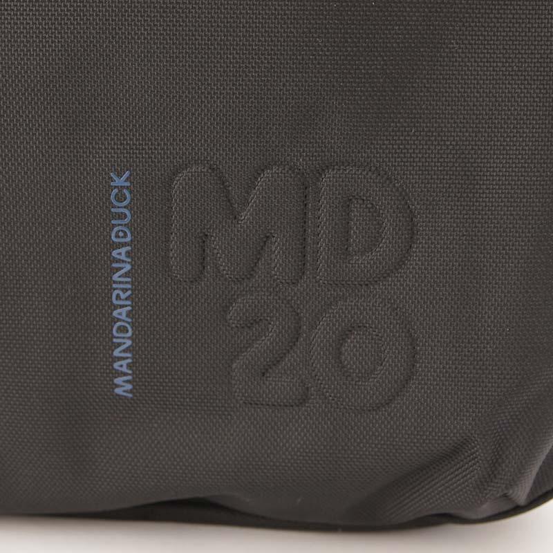 MD20 トートバッグ BLACK 【QMT14】