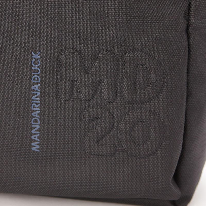 MD20 ショルダーバッグ BLACK 【QMTV8】