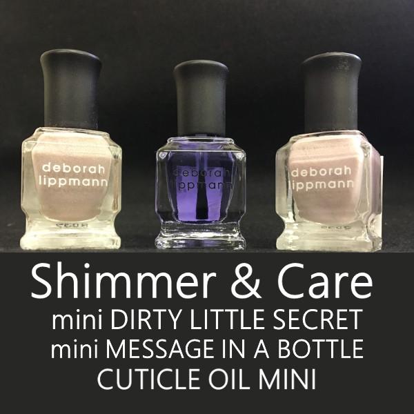 SHIMMER & CARE SPECIAL SET