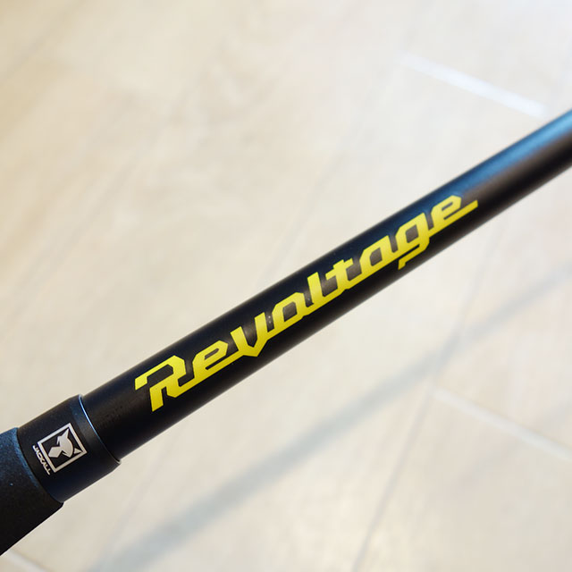 ジャッカル REVOLTAGE RV-S61UL-ST