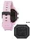 NIXON ニクソン 腕時計 SIREN - Pale Pink - A1311-3154 サイレン ペールピンク デジタル時計 タイドグラフ クロノグラフ 100M/10気圧防水 レディース サーフィン アウトドア 誕生日 クリスマス プレゼント