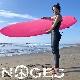 NOGES ノージス ソフトボード 7'2 サーフボード ロングボード ファンボード サーフィン サーフボード ロングボード ファンボード サーフィン