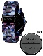 NIXON ニクソン 腕時計 THE TIME TELLER ACETATE - Black/Multi - A327-2336 タイムテラーアセテート ブラック/マルチ アナログ時計 べっ甲 100M/10気圧防水 レディース 誕生日 クリスマス プレゼント