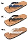 SENSI センシサンダル ビーチサンダル MONTECARLO BUMPS - SAFARI COLLECTION モンテカルロバンプス サファリコレクション ビーサン メンズ 男性用